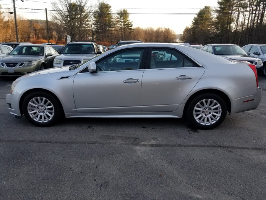 Used Cadillac CTS Sedan 4dr Sdn 3.0L AWD 2012 | ODA Auto Precision LLC. Auburn, New Hampshire