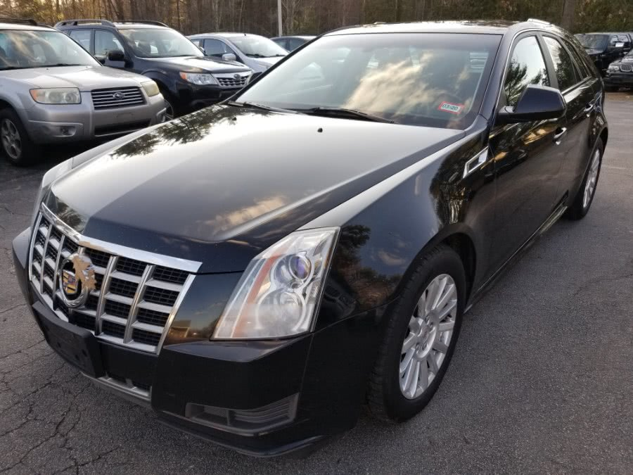 Used 2013 Cadillac CTS Wagon in Auburn, New Hampshire | ODA Auto Precision LLC. Auburn, New Hampshire