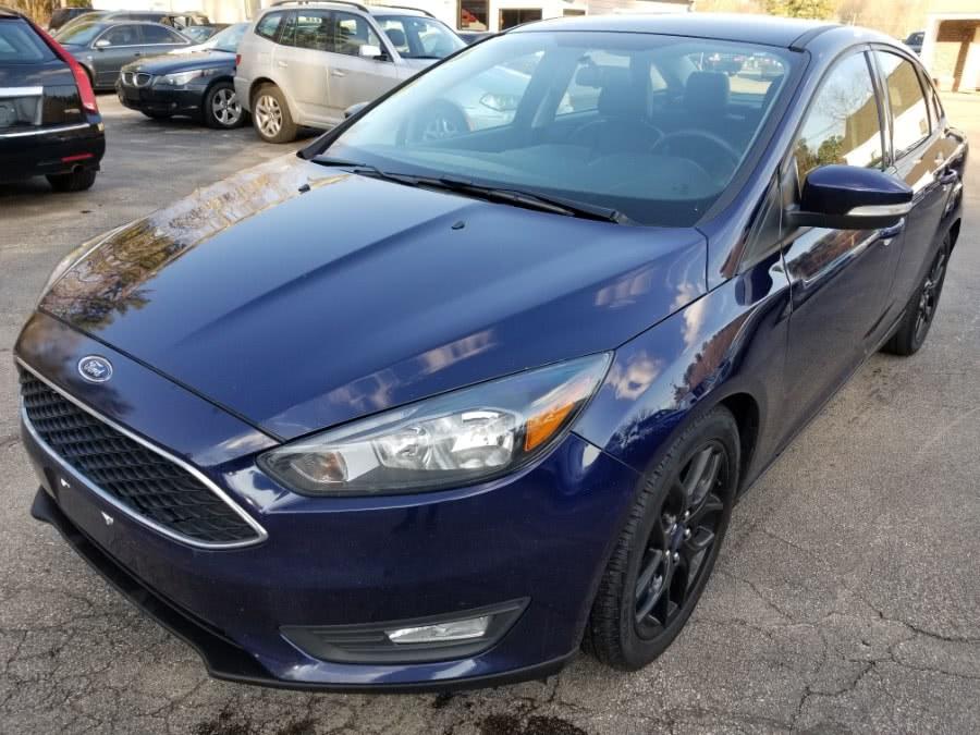 Used 2016 Ford Focus in Auburn, New Hampshire | ODA Auto Precision LLC. Auburn, New Hampshire