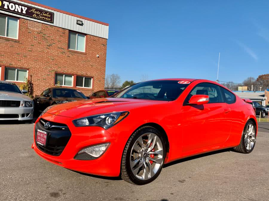 Used 2015 Hyundai Genesis Coupe in South Windsor, Connecticut   Mike And Tony Auto Sales, Inc. South Windsor, Connecticut