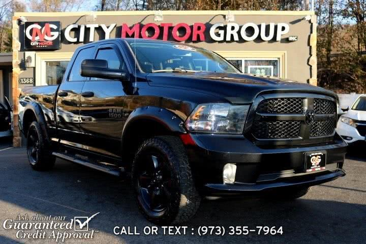 Used 2015 Ram 1500 in Haskell, New Jersey | City Motor Group Inc.. Haskell, New Jersey