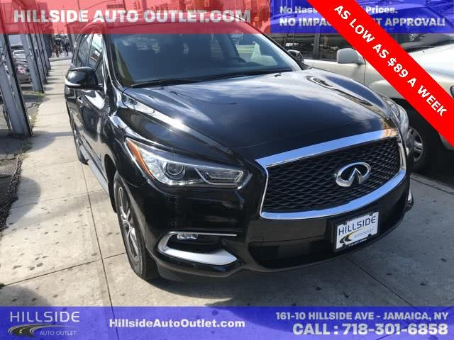 Used 2016 Infiniti Qx60 in Jamaica, New York | Hillside Auto Outlet. Jamaica, New York