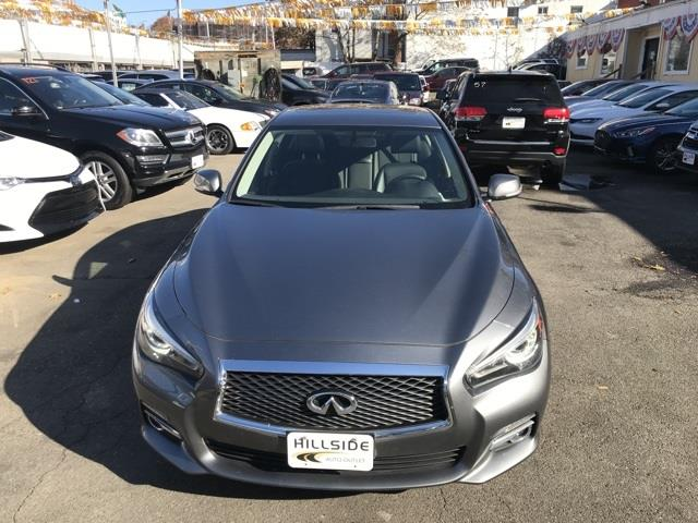 2016 Infiniti Q50 2.0t Base, available for sale in Jamaica, New York | Hillside Auto Outlet. Jamaica, New York