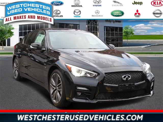 Used 2014 Infiniti Q50 in White Plains, New York | Westchester Used Vehicles . White Plains, New York