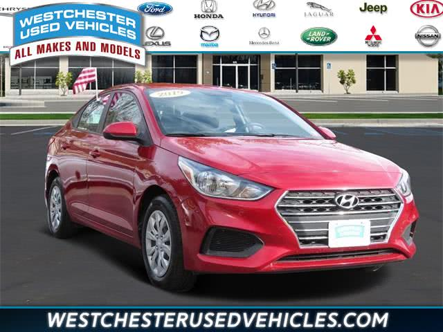 Used 2019 Hyundai Accent in White Plains, New York | Westchester Used Vehicles . White Plains, New York