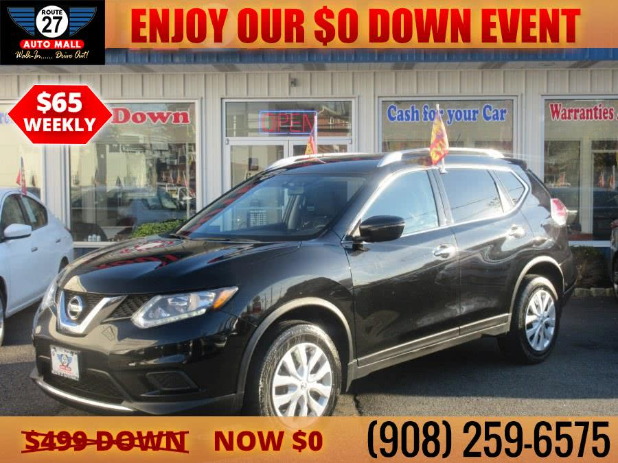 Used 2016 Nissan Rogue in Linden, New Jersey | Route 27 Auto Mall. Linden, New Jersey