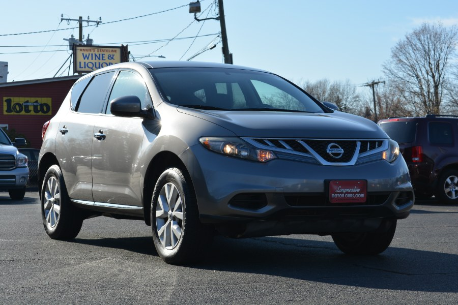 Used Nissan Murano AWD 4dr S 2011 | Longmeadow Motor Cars. ENFIELD, Connecticut
