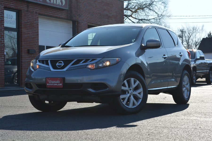 Used 2011 Nissan Murano in ENFIELD, Connecticut | Longmeadow Motor Cars. ENFIELD, Connecticut