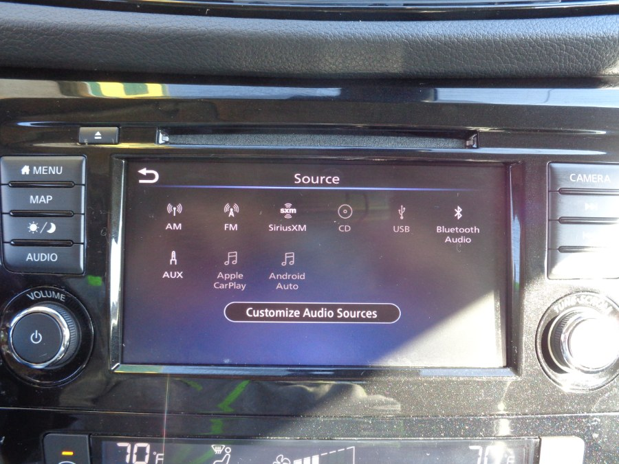 2019 Nissan Rogue AWD SL Navigation 360 Camera Bluetooth Satellite BSM, available for sale in Jamaica, New York | Top Speed Motors LLC. Jamaica, New York