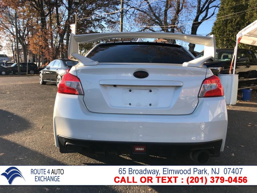 2015 Subaru WRX 4dr Sdn Man, available for sale in Elmwood Park, New Jersey | Route 4 Auto Exchange. Elmwood Park, New Jersey