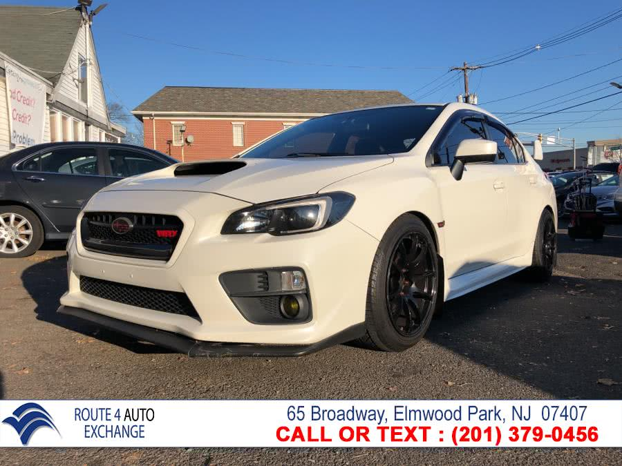 Used 2015 Subaru WRX in Elmwood Park, New Jersey | Route 4 Auto Exchange. Elmwood Park, New Jersey