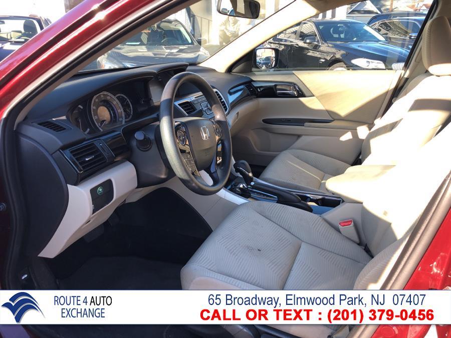 Used Honda Accord Sedan LX CVT 2017   Route 4 Auto Exchange. Elmwood Park, New Jersey