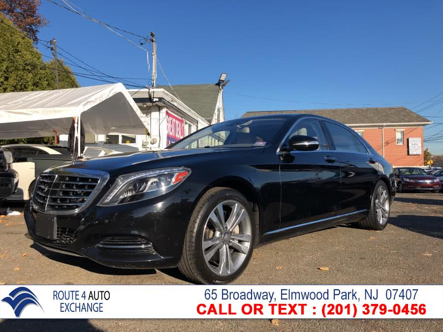 Used 2015 Mercedes-Benz S-Class in Elmwood Park, New Jersey | Route 4 Auto Exchange. Elmwood Park, New Jersey