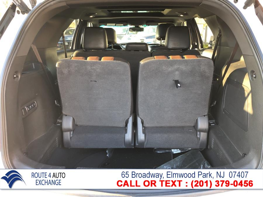 Used Ford Explorer 4WD 4dr Limited 2013 | Route 4 Auto Exchange. Elmwood Park, New Jersey
