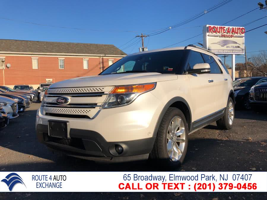 Used 2013 Ford Explorer in Elmwood Park, New Jersey | Route 4 Auto Exchange. Elmwood Park, New Jersey