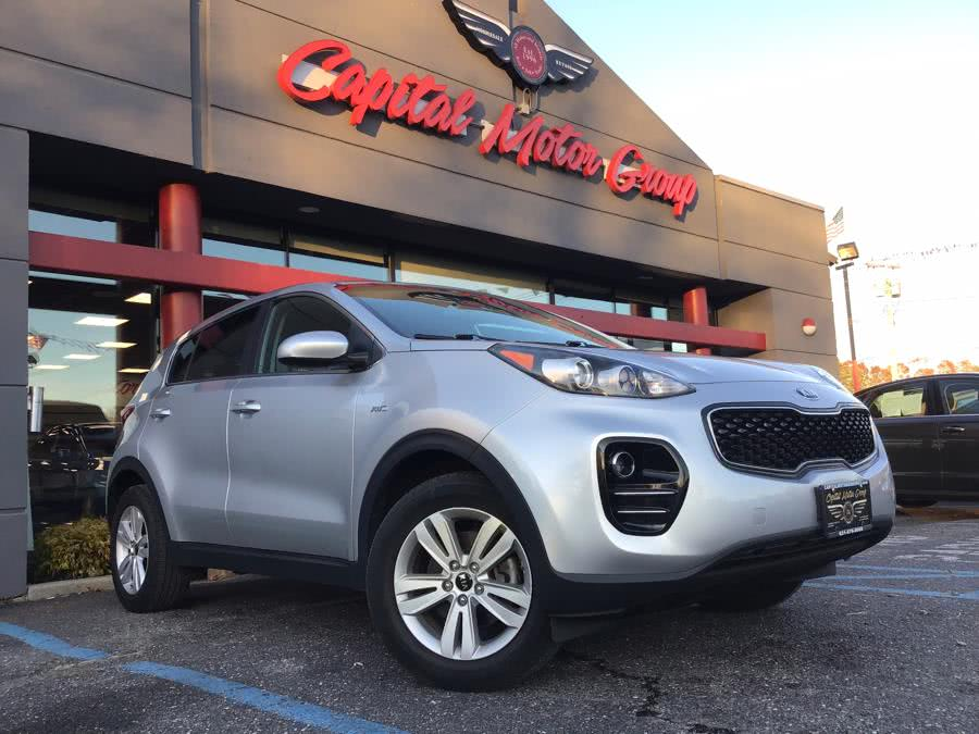 Used 2017 Kia Sportage in Medford, New York | Capital Motor Group Inc. Medford, New York