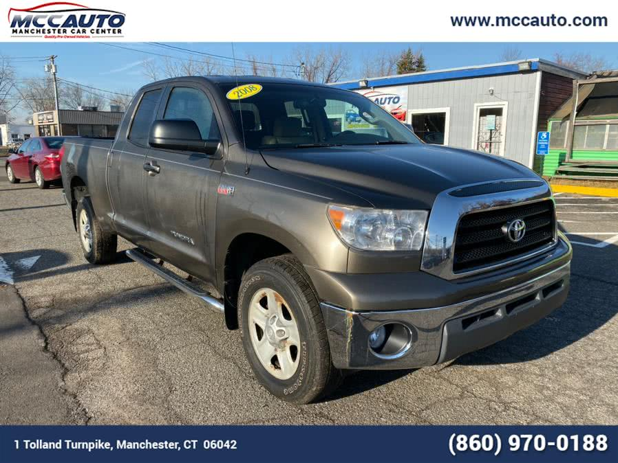 Used 2008 Toyota Tundra 4WD Truck in Manchester, Connecticut | Manchester Car Center. Manchester, Connecticut