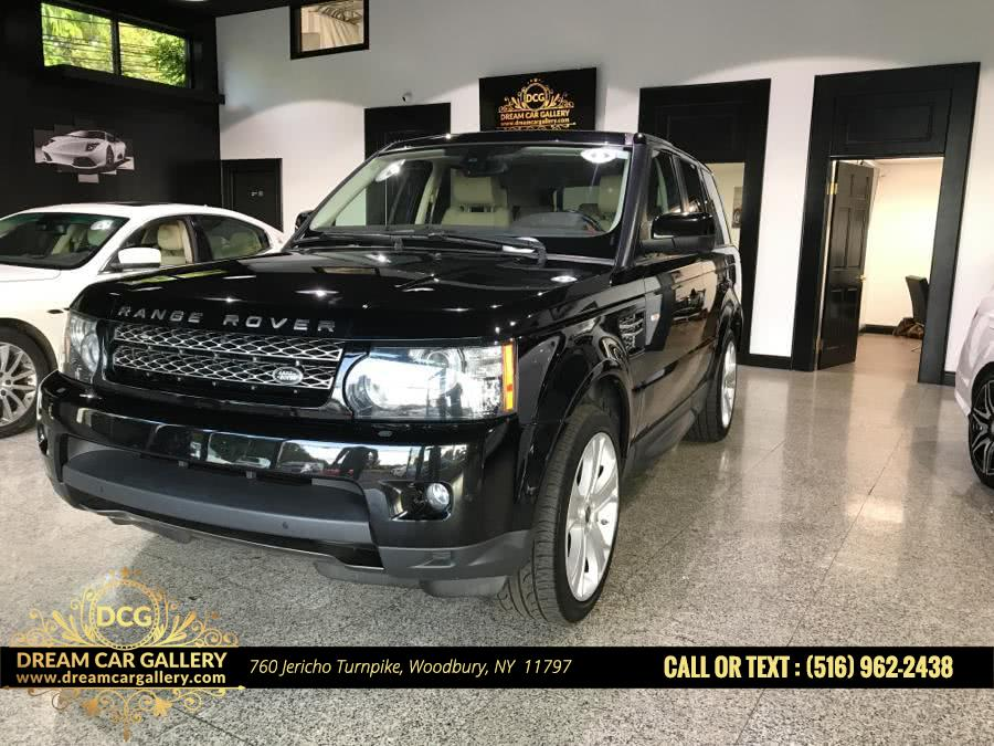Used 2012 Land Rover Range Rover Sport in Woodbury, New York | Dream Car Gallery. Woodbury, New York