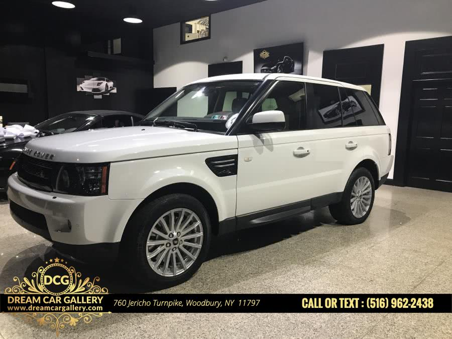 Used 2013 Land Rover Range Rover Sport in Woodbury, New York | Dream Car Gallery. Woodbury, New York