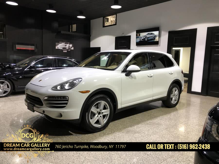 Used 2012 Porsche Cayenne in Woodbury, New York | Dream Car Gallery. Woodbury, New York