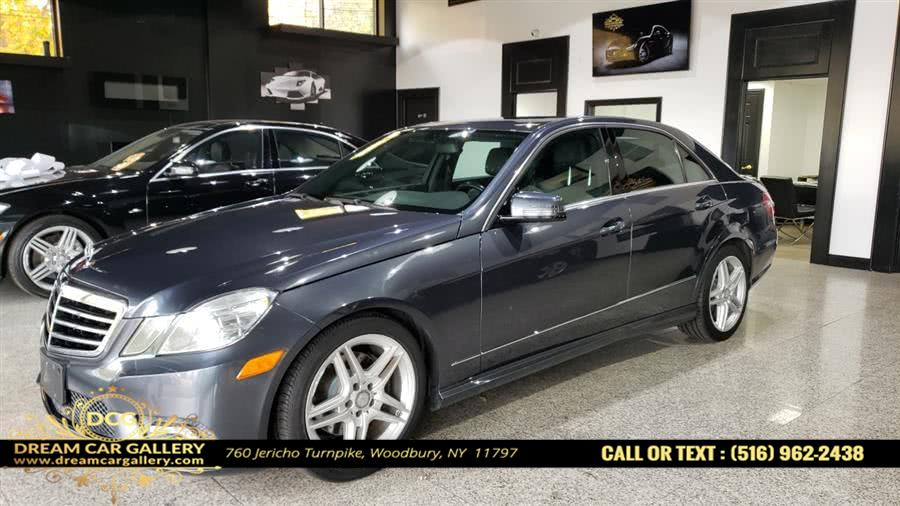 Used 2011 Mercedes-Benz E-Class in Woodbury, New York | Dream Car Gallery. Woodbury, New York