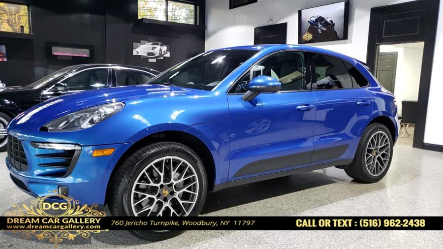 Used 2015 Porsche Macan in Woodbury, New York | Dream Car Gallery. Woodbury, New York