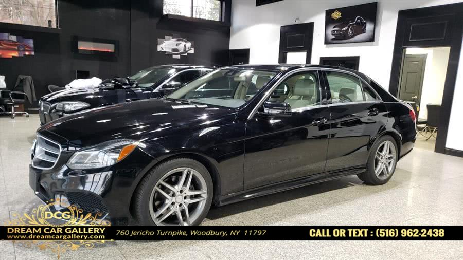 Used 2014 Mercedes-Benz E-Class in Woodbury, New York | Dream Car Gallery. Woodbury, New York
