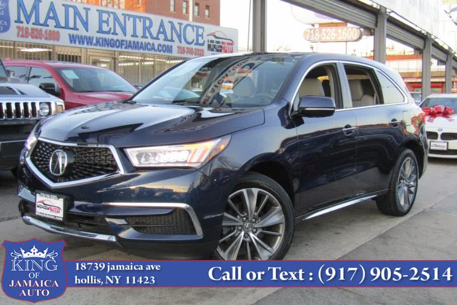 Used 2017 Acura MDX in Hollis, New York | King of Jamaica Auto Inc. Hollis, New York