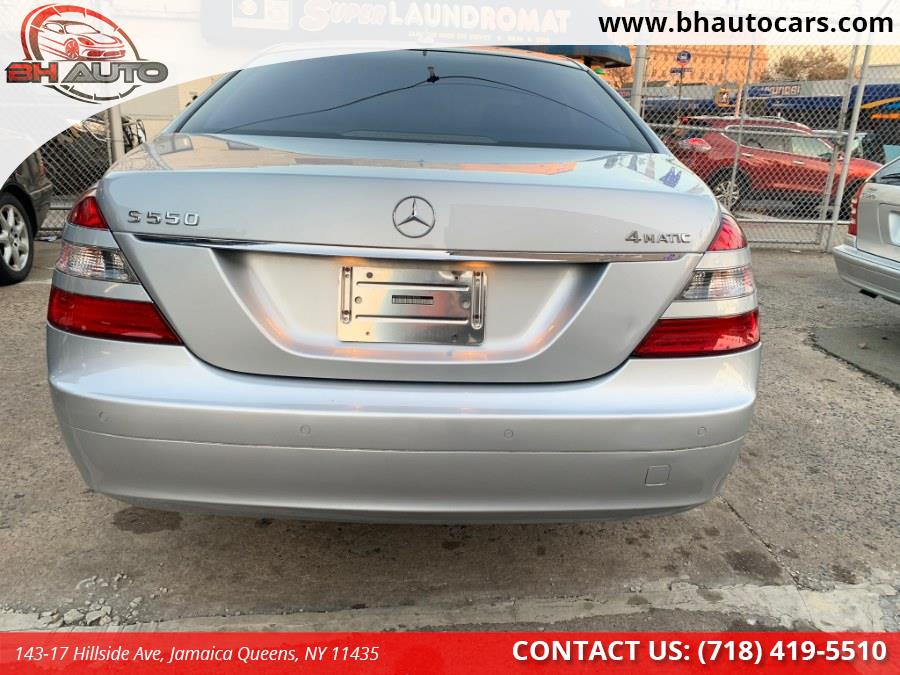 Used Mercedes-Benz S-Class 4dr Sdn 5.5L V8 4MATIC 2008 | BH Auto. Jamaica Queens, New York