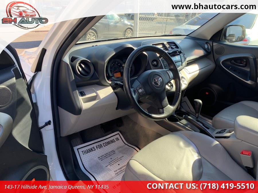 Used Toyota RAV4 4WD 4dr 4-cyl 4-Spd AT Ltd (Natl) 2011 | BH Auto. Jamaica Queens, New York