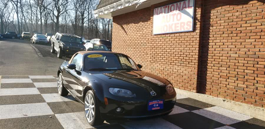 Used Mazda MX-5 Miata Touring 2dr Convertible 2006 | National Auto Brokers, Inc.. Waterbury, Connecticut