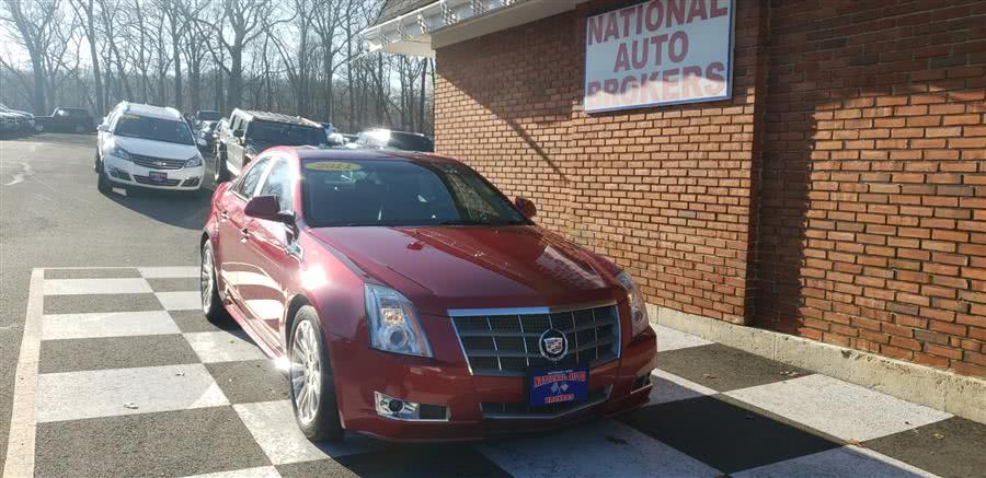 Used 2011 Cadillac CTS Sedan in Waterbury, Connecticut | National Auto Brokers, Inc.. Waterbury, Connecticut