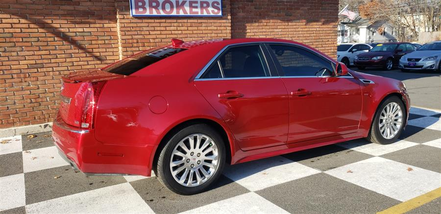 2011 Cadillac CTS Sedan 4dr  Premium AWD, available for sale in Waterbury, Connecticut | National Auto Brokers, Inc.. Waterbury, Connecticut