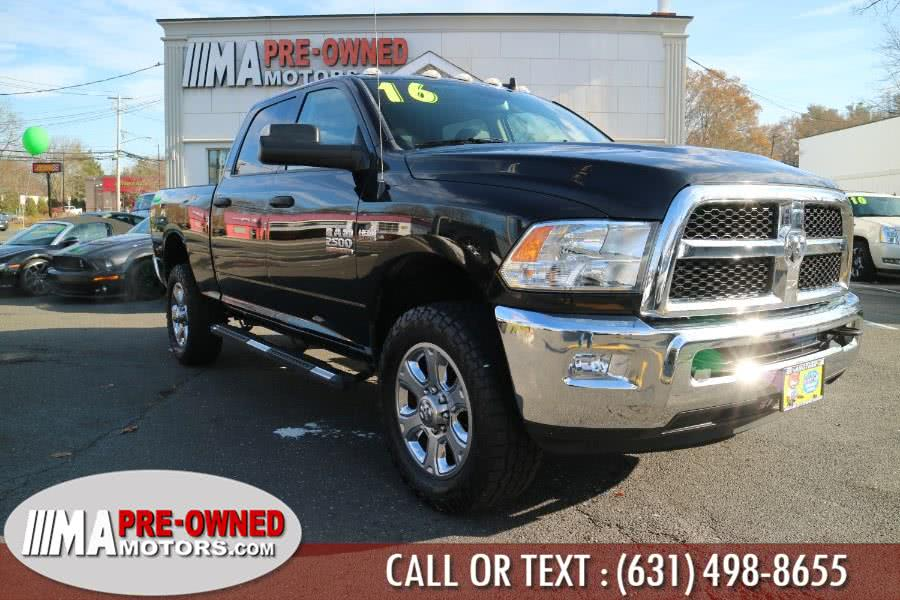 Used 2016 Ram 2500 in Huntington, New York | M & A Motors. Huntington, New York