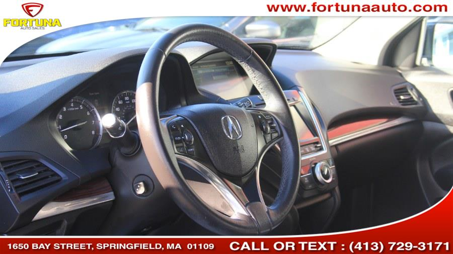2016 Acura MDX 3.5L SH-AWD, available for sale in Springfield, Massachusetts | Fortuna Auto Sales Inc.. Springfield, Massachusetts