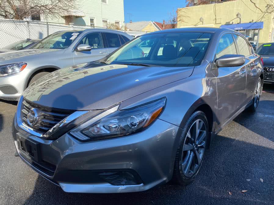 Used 2017 Nissan Altima in Jamaica, New York | Sunrise Autoland. Jamaica, New York