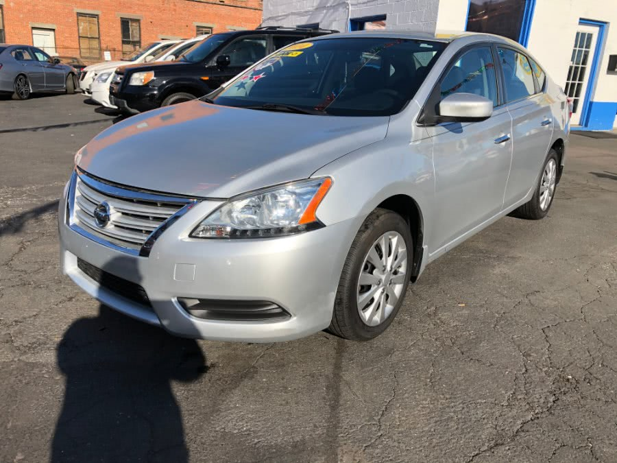 Used 2014 Nissan Sentra in Bridgeport, Connecticut | Affordable Motors Inc. Bridgeport, Connecticut