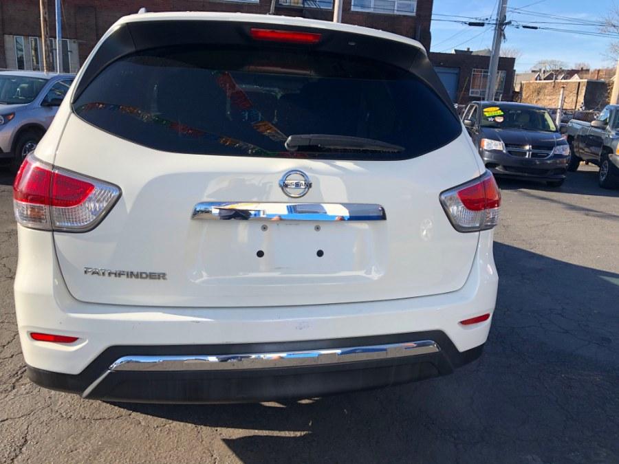 Used Nissan Pathfinder S 2016   Affordable Motors Inc. Bridgeport, Connecticut