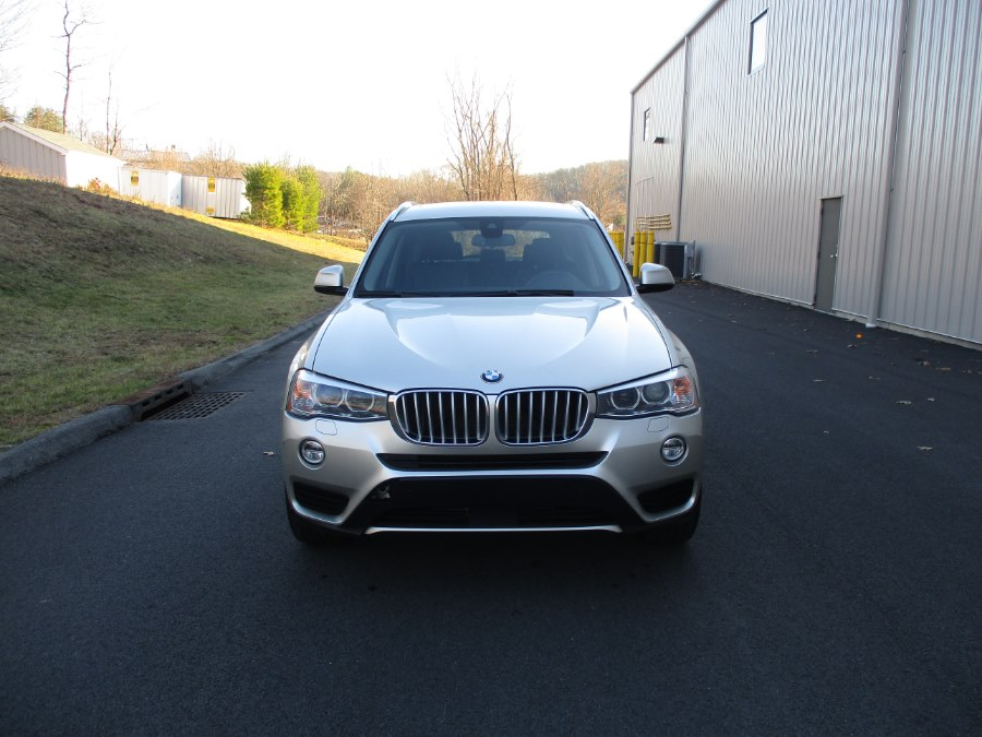 2016 BMW X3 AWD 4dr xDrive35i, available for sale in Danbury, Connecticut | Performance Imports. Danbury, Connecticut