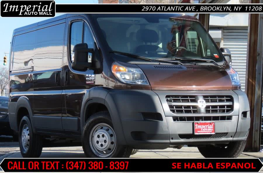 Used 2015 Ram ProMaster Cargo Van in Brooklyn, New York | Imperial Auto Mall. Brooklyn, New York