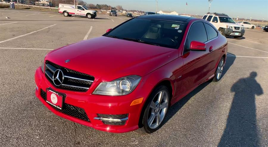 Used Mercedes-Benz C-Class 2dr Cpe C250 RWD 2012 | Wiz Leasing Inc. Stratford, Connecticut