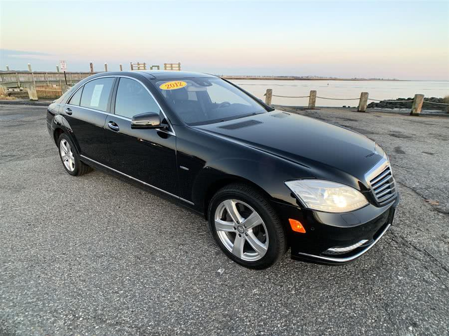 Used Mercedes-Benz S-Class 4dr Sdn S550 4MATIC 2012 | Wiz Leasing Inc. Stratford, Connecticut