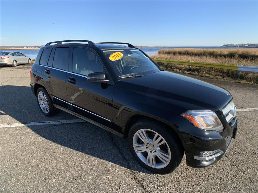 Used Mercedes-Benz GLK-Class 4MATIC 4dr GLK350 2015 | Wiz Leasing Inc. Stratford, Connecticut