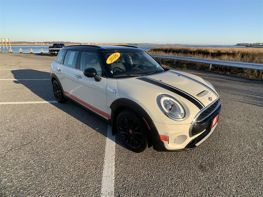 Used MINI Cooper Clubman 4dr HB S 2016 | Wiz Leasing Inc. Stratford, Connecticut