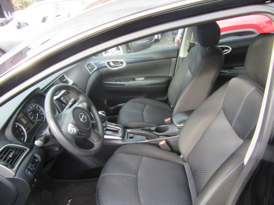 2016 Nissan Sentra 4dr Sdn I4 CVT SR, available for sale in Little Ferry, New Jersey | Royalty Auto Sales. Little Ferry, New Jersey