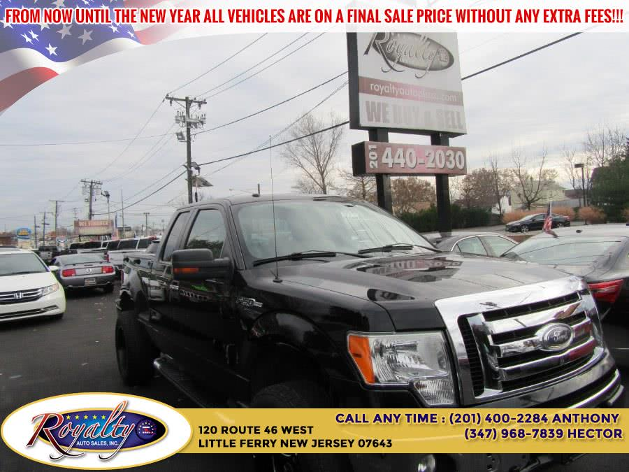 Used 2009 Ford F-150 in Little Ferry, New Jersey | Royalty Auto Sales. Little Ferry, New Jersey
