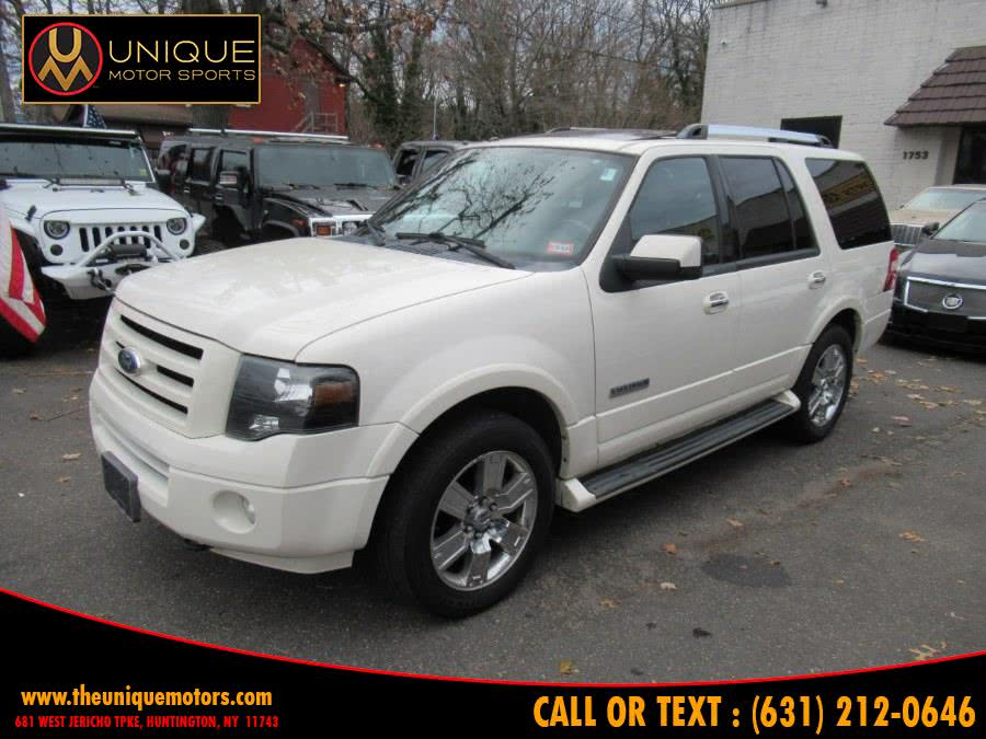 Used 2008 Ford Expedition in Huntington, New York | Unique Motor Sports. Huntington, New York