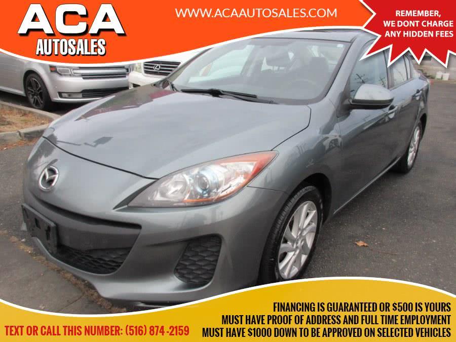 Used 2012 Mazda Mazda3 in Lynbrook, New York   ACA Auto Sales. Lynbrook, New York