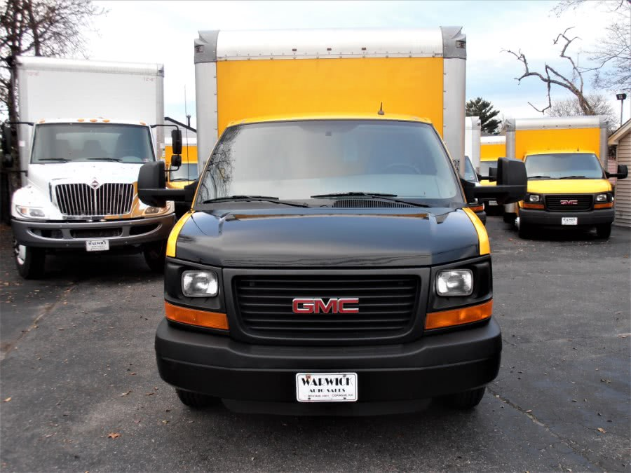 Used 2015 GMC SAVANA 3500 in COPIAGUE, New York | Warwick Auto Sales Inc. COPIAGUE, New York