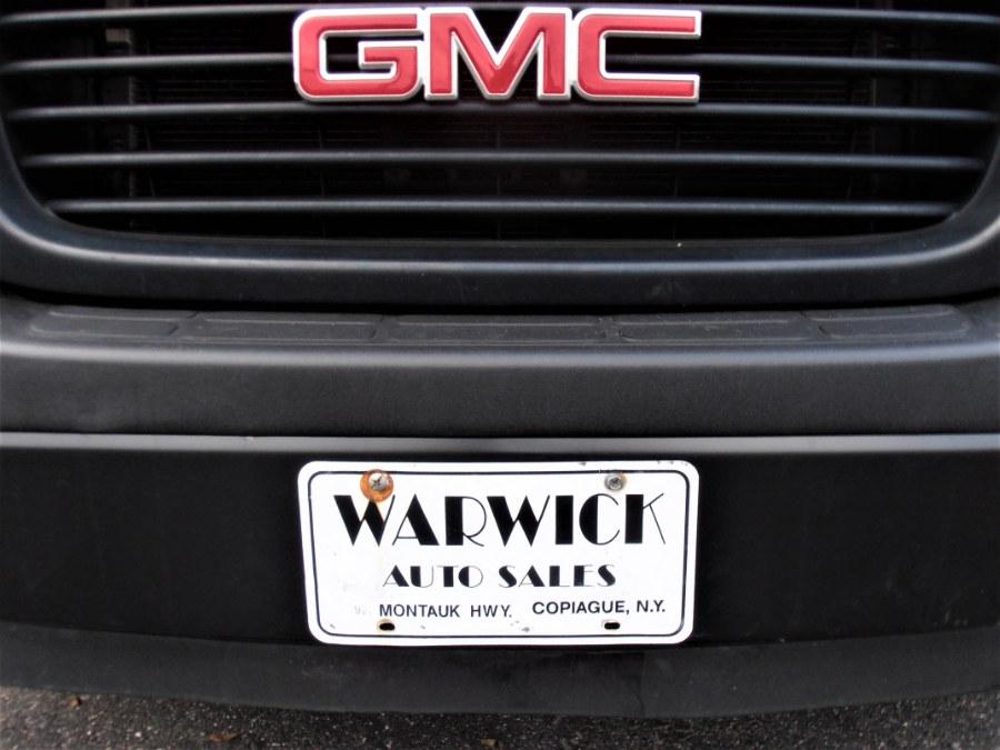 "Used GMC SAVANA 3500 16 FT BOX TRUCK 177"" WB 2015 | Warwick Auto Sales Inc. COPIAGUE, New York"